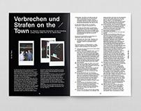 Schauspielhaus Zürich Journal