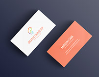 Branding + Website Design - Creative Chameleon Studio