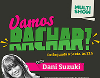 MultiShow - Vamos Rachar - Infograph