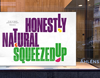 Honestly natural–SqueezedUp