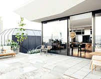 Natural Apartment - Poliform Style