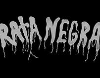 Rata Negra - Diente sobre metal