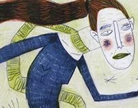 WALEINSCHLAG –editorial illustration