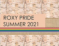 ROXY Pride Collection Presentation