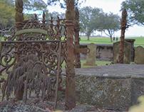 Huguenot Graveyard in St. Augustine, Florida