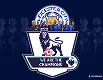 Leicester City - We Are The Champions 2015/16