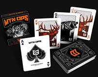 MTN OPS Outdoor Playing Cards