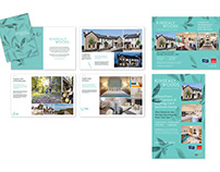 Property Brochure, Press Ads, Site Map, Signage
