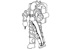 EXOSUIT: Support System Analysis