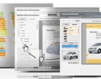 Standard Prints Web Tool