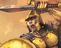 Battle Lanes: Spartan