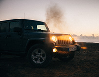 JEEP Wrangler - Canary Islands