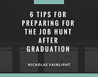6 Tips for Preparing for the Job Hunt After Graduation