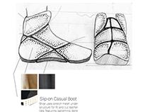 Exo.der.msh: footwear Design
