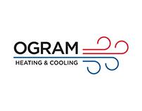 Ogram Heating & Cooling Branding