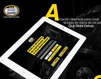 Aplicación Club Mobil Delvac