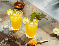 Mahamudra - Food Shots