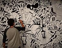 Mural / Escritório CargoX