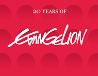 20 Years of Evangelion