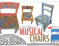Friends of Elementary Arts Musical Chairs Flyer