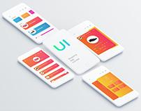 Shopping app | UI design