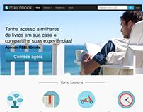 Matchbook - Website Design