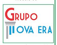Logo Grupo Nova Era - Mármores