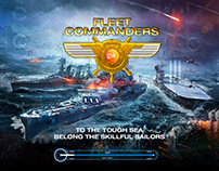 Fleet Commander - GSK Game
