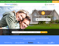 preapprovalletter.com web design