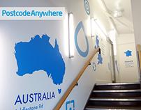 Postcode Anywhere: Office Branding