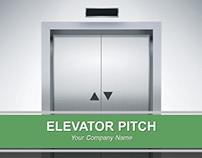 Elevator Pitch PowerPoint Presentation