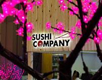 SUSHI COMPANY - Logo design