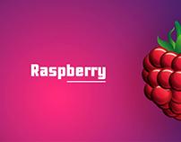 Raspberry - Illustration