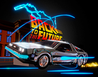 Back To The Future - Fan Art Tribute