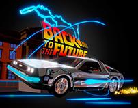 Back To The Future - Fan Art Tribute