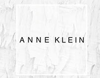 mock fashion consulting // Anne Klein