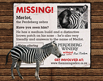 Perdeberg - Missing Zebra Campaign