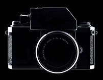 Fine art photography of vintage cameras.