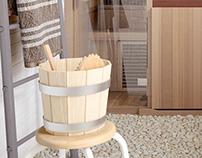 Project 3D Sauna