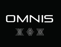 OMNIS logo system exploration
