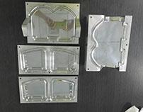 CNC Machined Aluminum Products