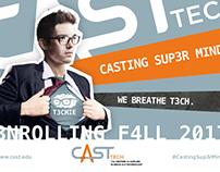 Cast Tech Campaign