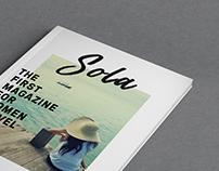 SOLA-Magazine Layout Design
