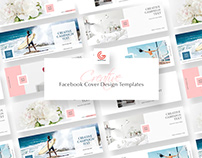 Free Creative Facebook Cover Design Templates