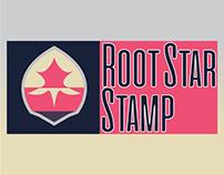 Root Star Stamp (Logo)