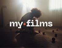 MY FILMS Productions — Branding