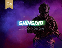 SkinsDM Counter-Strike web-site