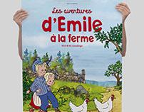 Emile à la ferme