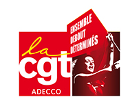 CGT Adecco - Graphical Identity - Fall 2015