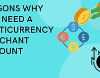 Reasons why you need a multi-currency merchant account